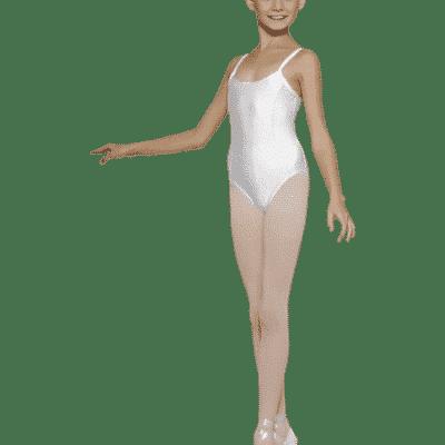 Детско трико с тънка презрамка – DSD81F
