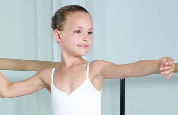 Какво да купим на детето за първия урок по балет