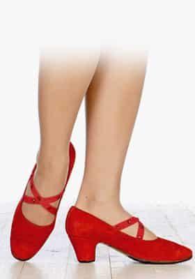 Обувки и дрехи за степ и фламенко (мъжки и дамски)