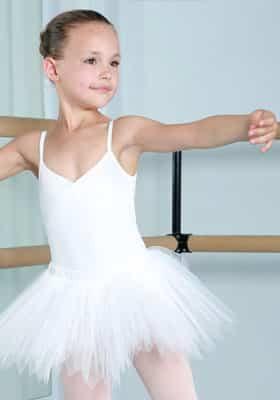 Детски дрехи за балет и танц