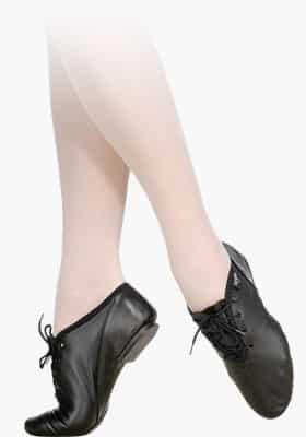 Обувки за модерен и джаз танц