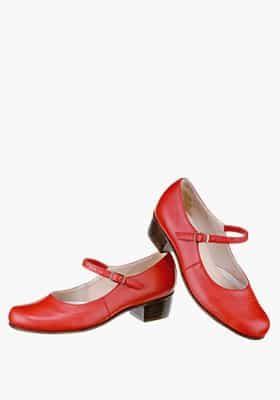 Обувки за народни и характерни танци - Скарпини