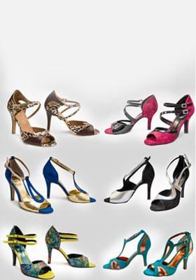 Салса обувки